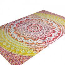 Indiaas Mandala Handgemaakt kleed - Thane