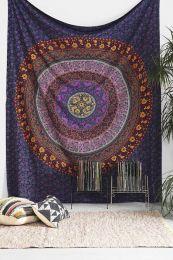 Indiaas Mandala Handgemaakt kleed - Amala