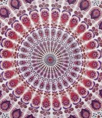 Indiaas Mandala Handgemaakt kleed - Ludhiana