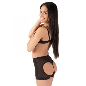 Billen-lift - Kont-Lift Broek - Afslankbroek Kort - Shapewear-0