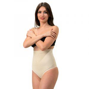 Corrigerende String Slip Hoge Taille | Corrigerend Ondergoed String-0