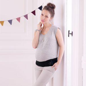 Anita Zwangerschaps steunband BabySherpa
