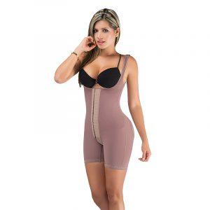 Postoperatieve Drukkleding Bodysuit Adriana Drukpak Liposuctie| Jalana Bodywear-0