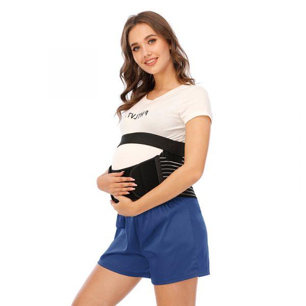 Premium Zwangerschapsband Verstelbaar Buikband Bekkenbrace Buikband-0